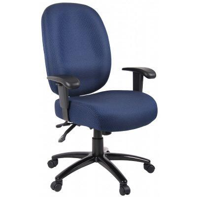 "Boss ADID34SSBE 26"" Contemporary Office Chair"
