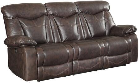Coaster 601711 Zimmerman Series Reclining Sofa