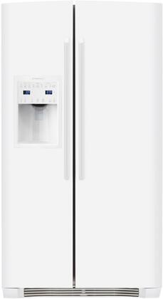 Electrolux EI23CS35KW  Counter Depth Side by Side Refrigerator with 22.7 cu. ft. Capacity