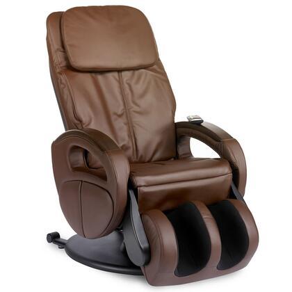 Cozzia 16019BR Full Body Shiatsu/Swedish Massage Chair