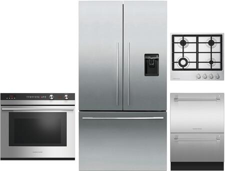 Fisher Paykel 736491 Kitchen Appliance Packages