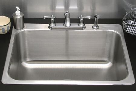 Aline SS119197RE Kitchen Sink