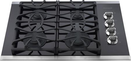 Frigidaire FGGC3065KS Gallery Series Gas Sealed Burner Style Cooktop