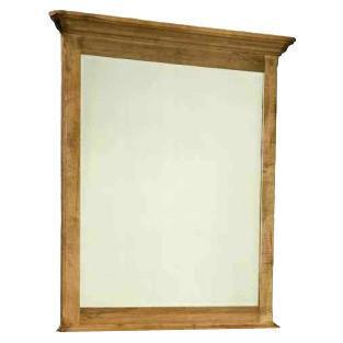 Durham 111181AG Hudson Falls Series Rectangular Landscape Dresser Mirror