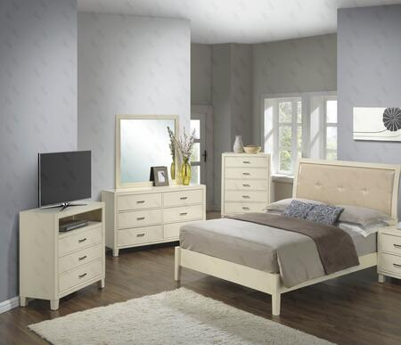 Glory Furniture G1290AKBCHDMTV G1290 King Bedroom Sets