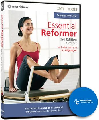 MERRITHEW DV8115 Reformer DVD