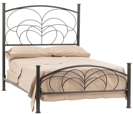 Stone County Ironworks 902077  California King Size HB & Frame Bed