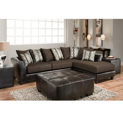 Fhiaba RS-4174-0XSEC-GG Riverstone Sectional