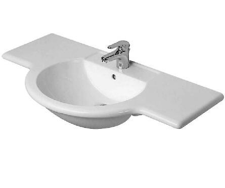 Duravit 4011000001 Bathroom Sink