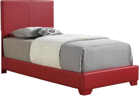 Glory Furniture G1804TBUP  Twin Size Bed