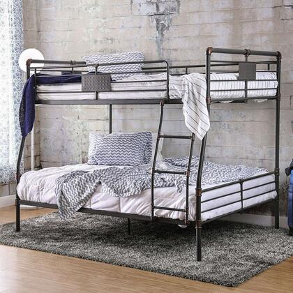 Furniture of America CMBK913FQBED Olga I Series  Bed