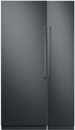 Dacor 775935 Modernist Side-By-Side Refrigerators