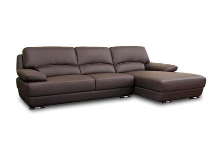 Wholesale Interiors 1182M9805SOFARFC Euclid Series  Sofa