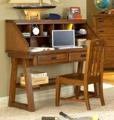 American Woodcrafters 1800343 Hutch  Wood Desk