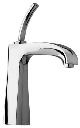 Jewel Faucets 11211JOXX Single Joystick Handle Lavatory Faucet With Arched Spout