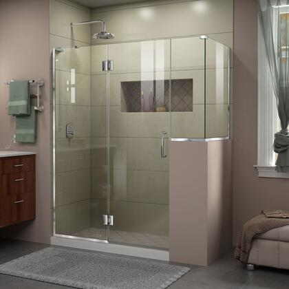 Unidoor X Shower Enclosure 24HP 24D 12BP 30RP 01