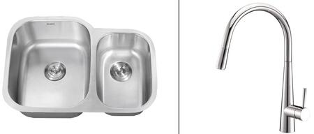 Ruvati RVC2502 Kitchen Sink