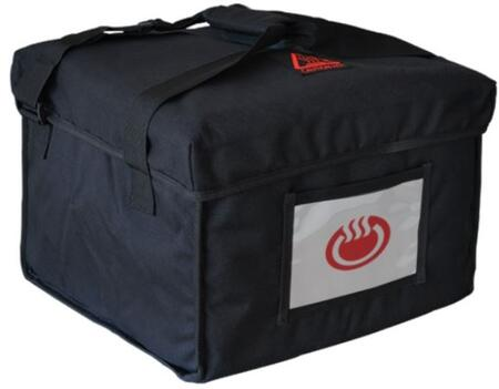 CookTek ThermaCube Thermal Delivery Bag with Adjustable Carrying Straps and Removable Velcro Divider