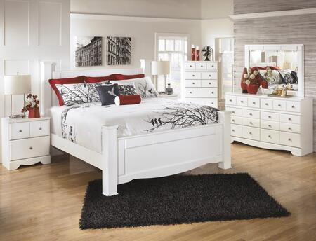 Signature Design by Ashley B27061666899313692 Weeki King Bed