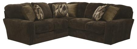 "Jackson Furniture Everest Collection 4377-62-42- 104"" 2-Piece Sectional with Left Arm Facing Section with Corner and Right Arm Facing Loveseat in"