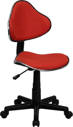 "Flash Furniture BT699REDGG 19.5"" Contemporary Office Chair"