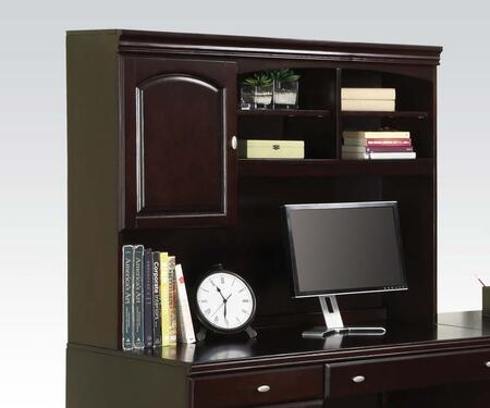Acme Furniture 92030 Cape Series Desk with 4 Shelves