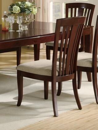 Coaster 101622 El Rey Series Contemporary Wood Frame Dining Room Chair