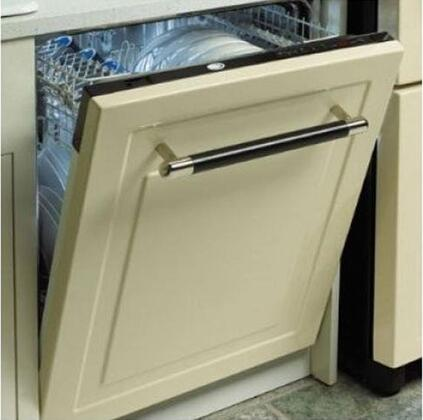 "Heartland HLDWI17 24"" Built-In Fully Integrated Dishwasher with in Gun Metal"