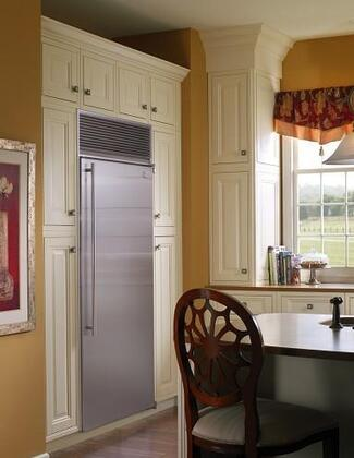 Northland 36ARSGXL Built In All Refrigerator |Appliances Connection