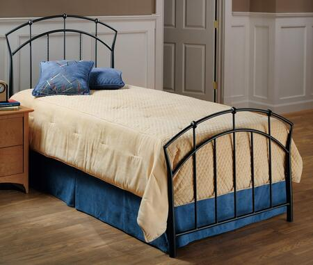 Hillsdale Furniture 1024BTWR Vancouver Series  Twin Size Panel Bed