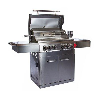 Swiss grills a200 stainless steel all refrigerator grill appliances connection - All stainless steel grill ...
