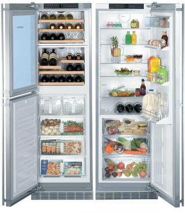 Liebherr 703082 Side-By-Side Refrigerators