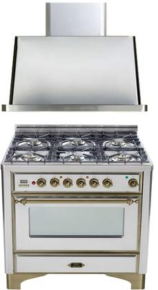 Ilve 720029 Majestic Kitchen Appliance Packages