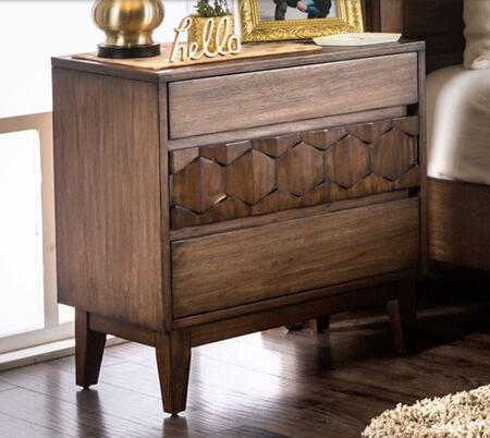Furniture of America Kallisto Nightstand