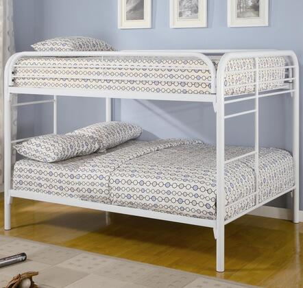Coaster 460056W Fordham Series  Full Size Bunk Bed