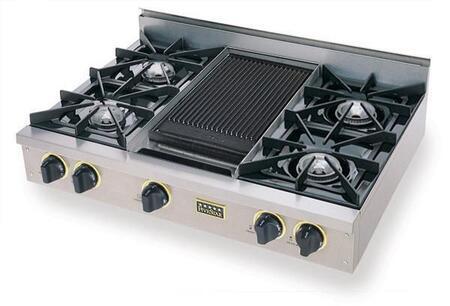 "FiveStar TPN0367S 36"" Gas Open Burner Style Cooktop"
