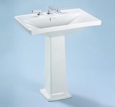 Toto LT930#51 Pedestal Lavatory