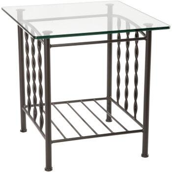 Stone County Ironworks 901165HPN  End Table
