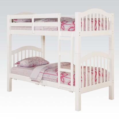 Acme Furniture 02354KD Heartland Series  Twin Size Bunk Bed