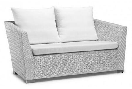 TOV Furniture TOV51XLOVE  Patio Love Seat
