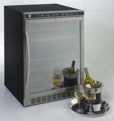 "Avanti WCR5404DZD 23.5"" Stainless Steel Built-In Wine Cooler"