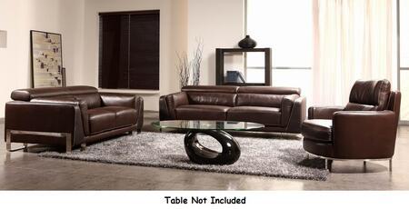 VIG Furniture VGBNBO3946 Modern Leather Living Room Set