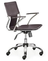 Fine Mod Imports FMI2213 Elegant Leatherette Office Chair: