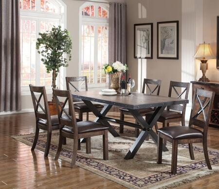Acme Furniture Earvin Dining Room Set