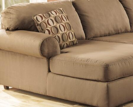 Signature Design by Ashley Cowan 3070X-66-34-67 3-Piece Fabric Sectional Sofa with Left Arm Facing Sofa, Armless Loveseat and Right Arm Facing Sofa in