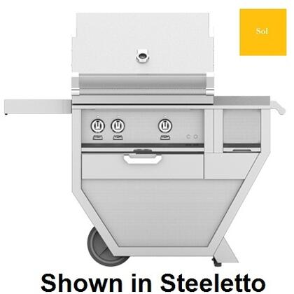48 in. Deluxe Grill with Worktop   Sol