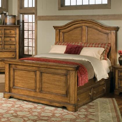 American Woodcrafters 3600066POS  King Size Poster Bed