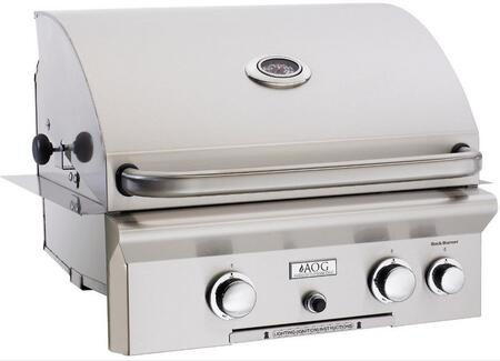American Outdoor Grill 24NB00SP  Built In Grill, in Stainless Steel