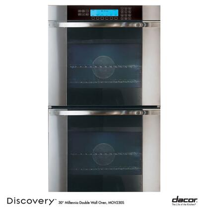"""Dacor MOV230S 30"""" Double Wall Oven"""
