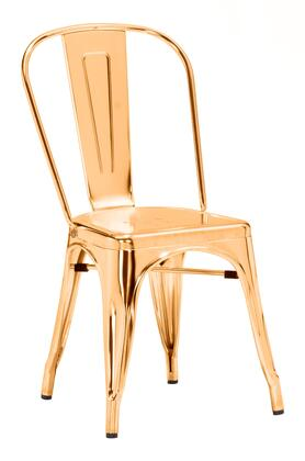 """Zuo 1080X Elio 19"""" Traditional Dining Chair"""